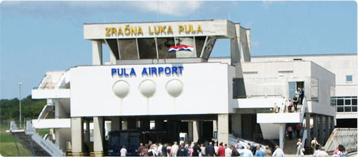 Pula Airport Transferes