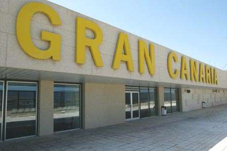 GRAN-CANARIA Aeroporto Transfero