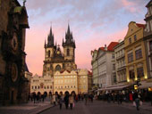 Prague fast transfers